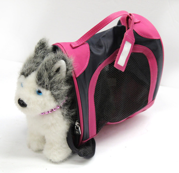 AMERICAN GIRL - Dog and Carrying Case