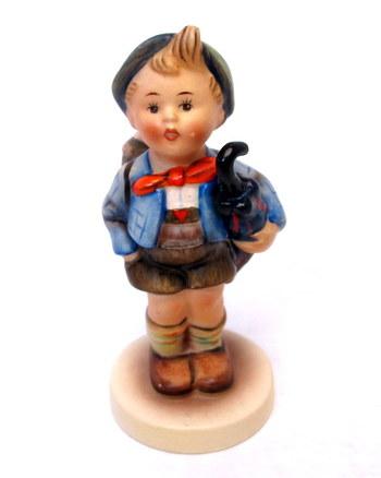 """Vintage Hummel """"Home From Market"""" Figurine"""