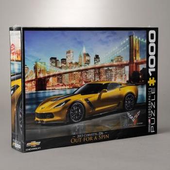 CHEVROLET Corvette 2015 1000 PC Puzzle