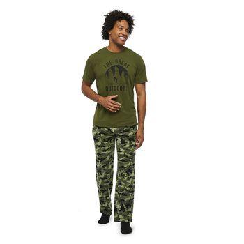 GEORGE Mens' Microfleece Pant Size L