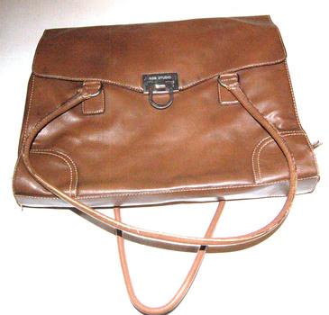 KGB STUDIO Clutch Leather Purse