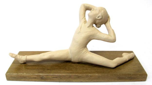 Vintage Ballerina Sculpture from Austin Prod. Inc. 1978