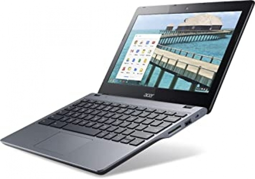 "11.6"" Acer C720 Chromebook Laptop Computer, 16GB HD, Intel Celeron Dual Core @ 1.4GHz"