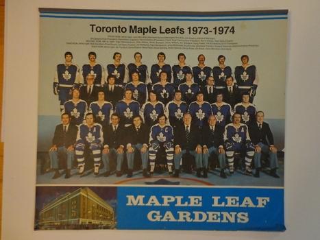 1974-75 Vintage NHL Hockey Calendar 8x Signed Autographs Bobby Orr x3 Parent Dryden w/coa $2500 Retail