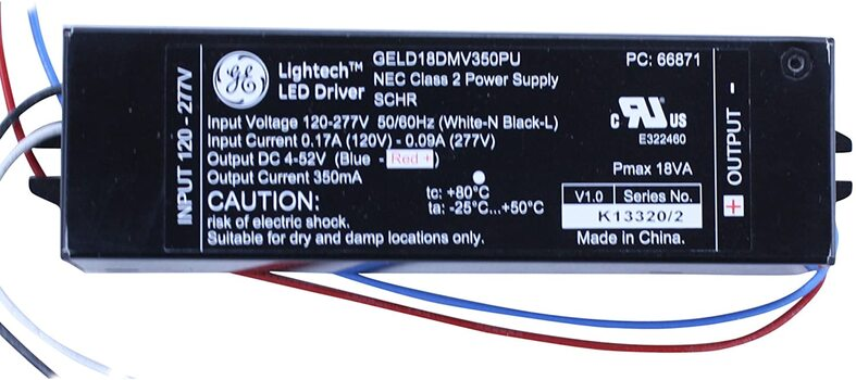 3 x GE General Electric LED Power Driver