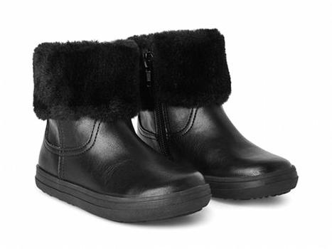 New Without Tags George Toddler Girls' Lila Booties Black Size 9