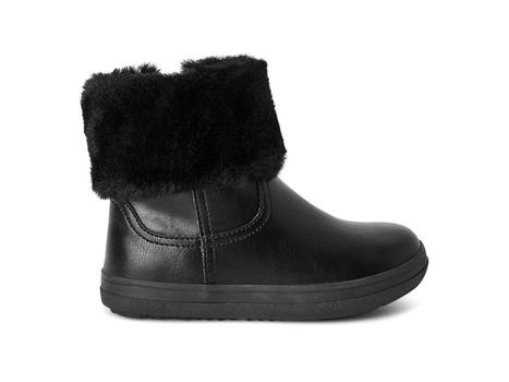 New With Tags George Toddler Girls' Lila Booties Black Size 10