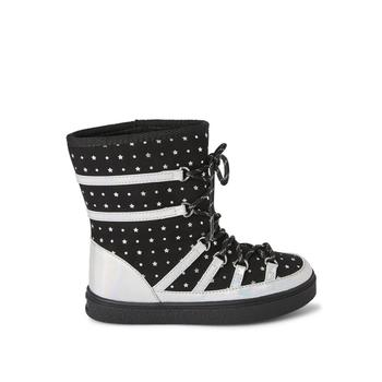 New With Tags George Girls' Lunar Winter Boots Black Size 2