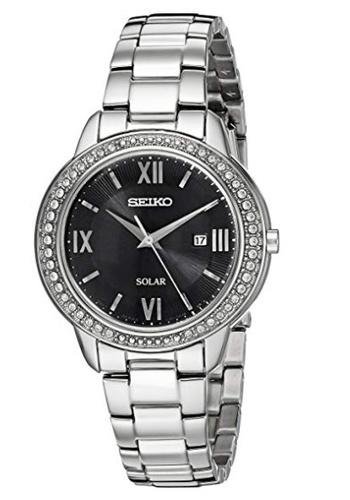 Seiko Women's Dress-Solar Classic Watch