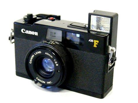 Canon A35F Camera
