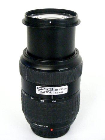 Olympus  Zuiko Digital 40-150mm Lens