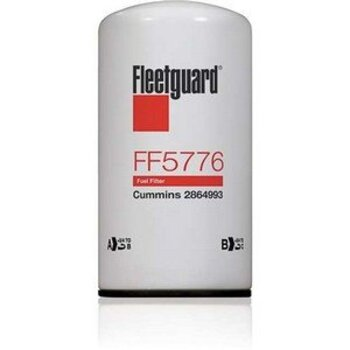 Fleetguard Fuel Filter Secondary Part No: FF5776