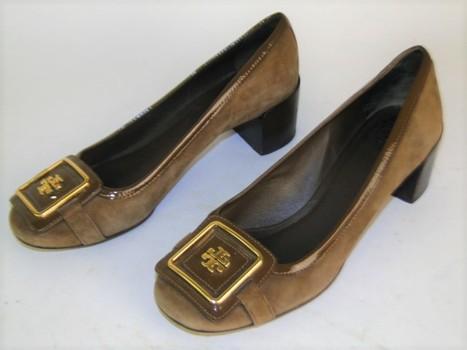Tory Burch Women's Suede Shoes Size 9M