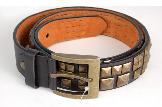 Belt - Men's & Women's Genuine Leather Belt - NEW - M- 34-36