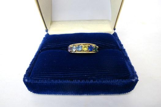 Vintage 10Kt Gold Ring- Size 6.5