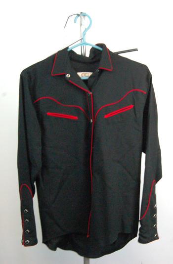 Mens CHAD COX Dress Shirt Size M