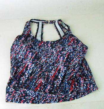 Women's Two-Piece Bathing Suit Size XL