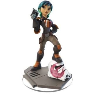 Disney Infinity 3.0 Star Wars Sabine Wren Universal Character Action Figure