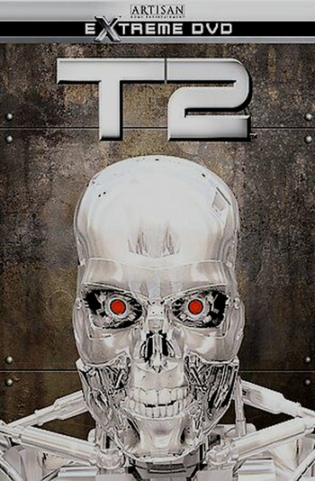 T2 - The Extreme DVD Edition (DVD, 2003, 2-Disc Set)