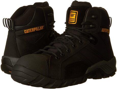 CATERILLAR - ARGON Hi Safety Boots - Women's Size 6.5