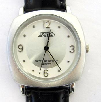Solo Quartz Watch