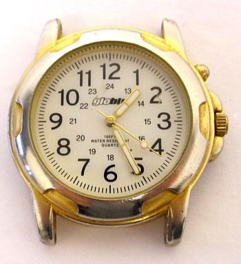 Globlu Quartz Watch