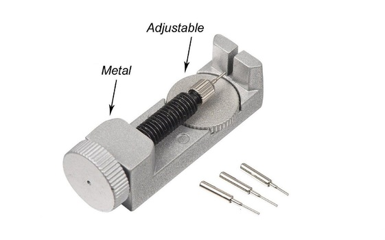 Metal Watch Band Link Remover