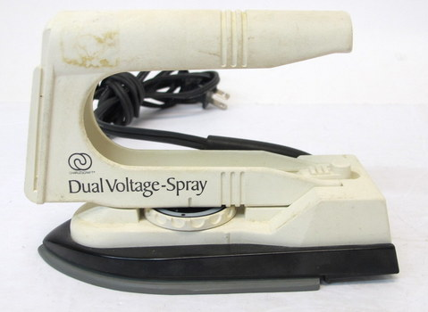Vintage Charlescraft Mini Travelling Iron