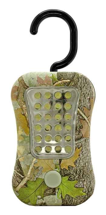 Camouflage Hanging LED Work Light with Dual Function