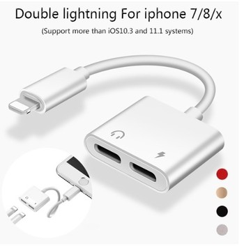 Apple Headphone Adapter Combo Audio Converter Extension Cable