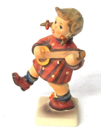 """Vintage Hummel Figurine """"Happiness"""""""
