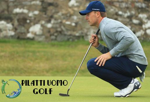 Men's Pilatti Uomo Golf Pants - Size 42