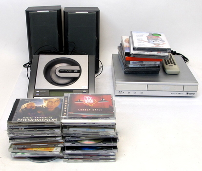 LOT - Assorted Electronic Items