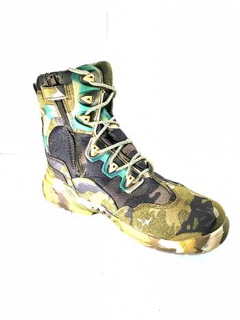 All Terrains Parabellum Combat Hiking Boots Size 10 EU 43