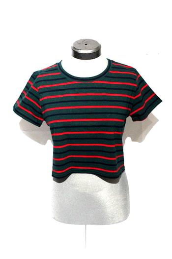 Girls Green T-Shirt L