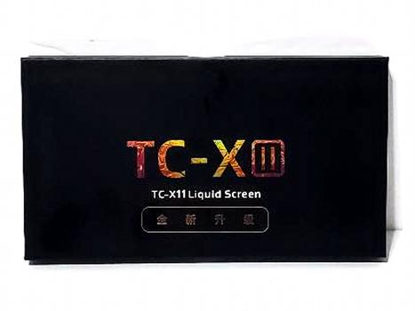 """TC-X 11 Liquid Screen 5.75"""" x 3.75"""""""