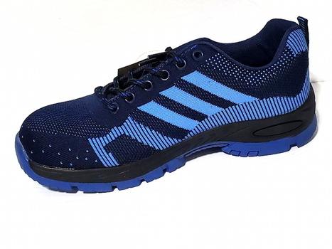 Unisex Saftey Running Shoes Blue Size EU41 US 8/9