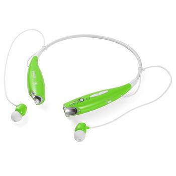 Bluetooth Wireless Headset Stereo Headphone Earphone Sport Hands-free Universal - Green