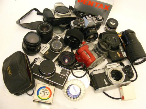 Photo Equipment Lot