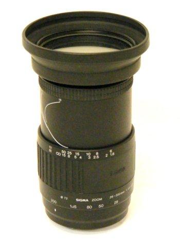 Sony (Sigma) AF 28 - 200mm Lens