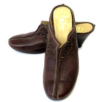 Bata Women's Open Heel Shoes, Made in Spain-Size 6.5