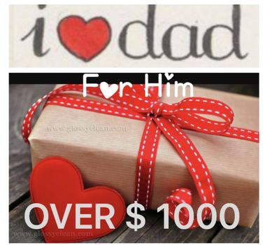 Father's Day Luxury Gift Box Retail Over $1000