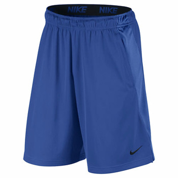 Mens Nike Dry-Fit Shorts Blue Size 3XL