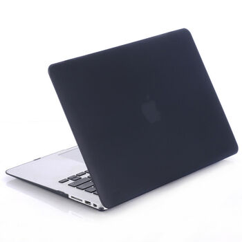 """13"""" Inch Black Hard Shell Case Cover Skin for Apple Pro A1706/1708"""