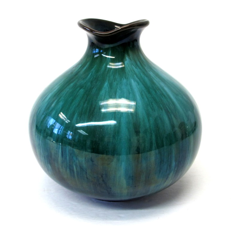 Rare Original Blue Mountain Pottery Big Belly Pitchervase