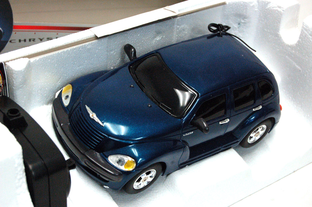 Christmas Is Coming Radio Control Chrysler Pt Cruiser From R C Knok Racing