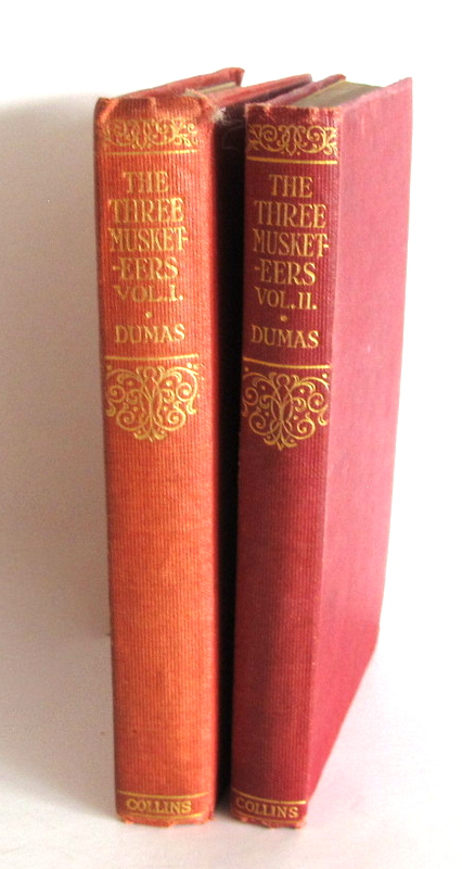 The Three Musketeers (Illustrated by F.C. Tilney)