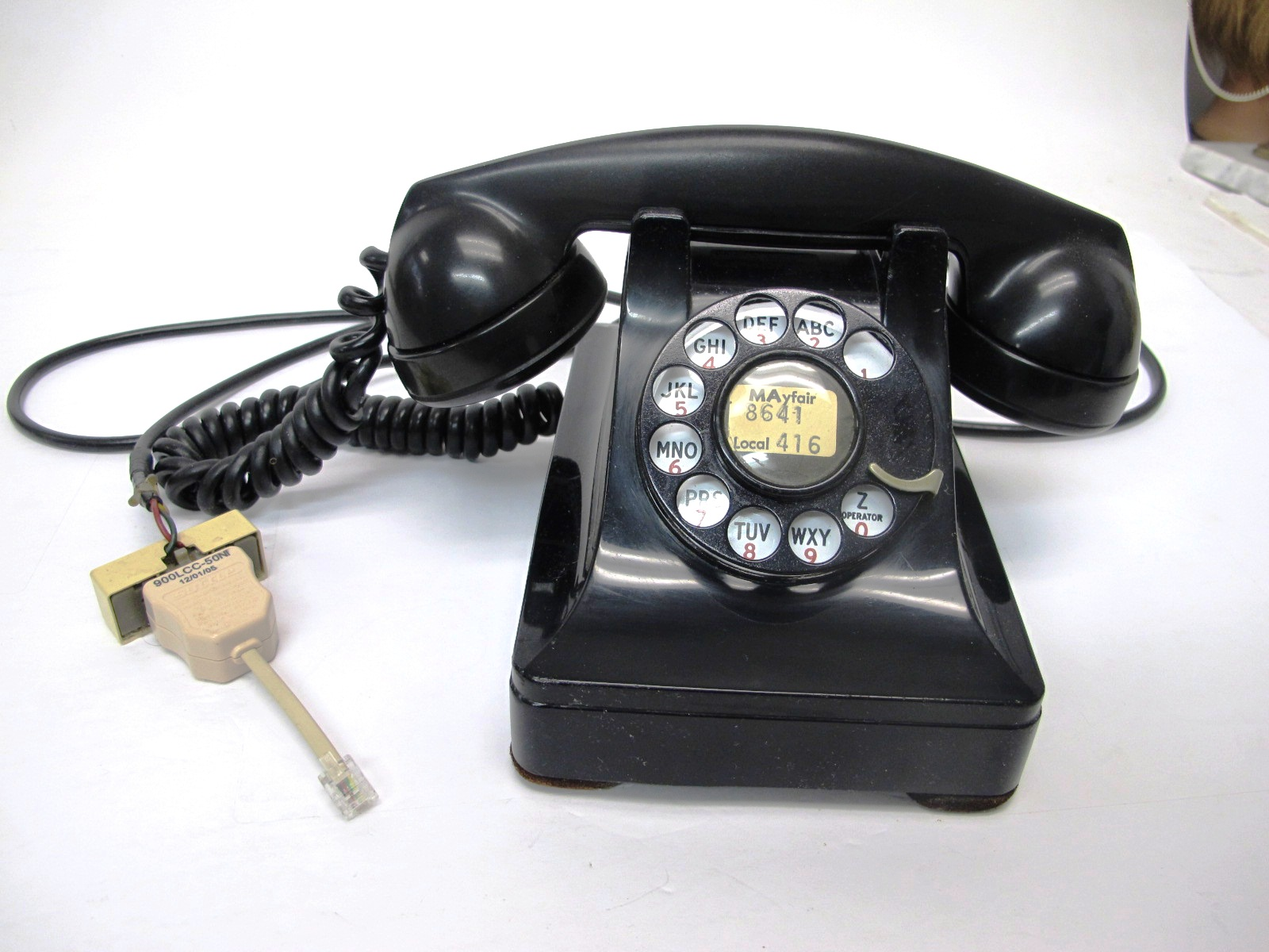 1940s Classic Telephone Made by Northern Electric Canadian Company