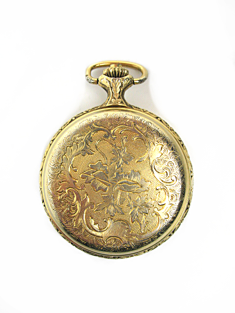 lucerne swiss made pocket watch with 17 jewels c 1960s