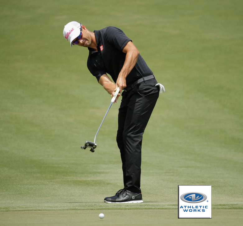 Men's Athletic Works Golf Pants - Size 42 | Property Room